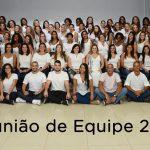 Reunião de Equipe 2019